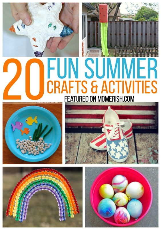 Crafts activities and summer boredom on pinterest for Crafts to do when bored pinterest