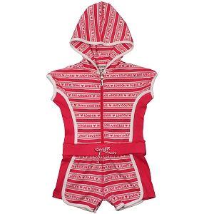 Juicy Couture hooded romper £77.99 www.designerchildrenswear.com @brendacoade