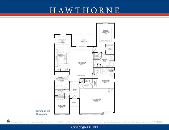 Pin On New Home Floor Plans