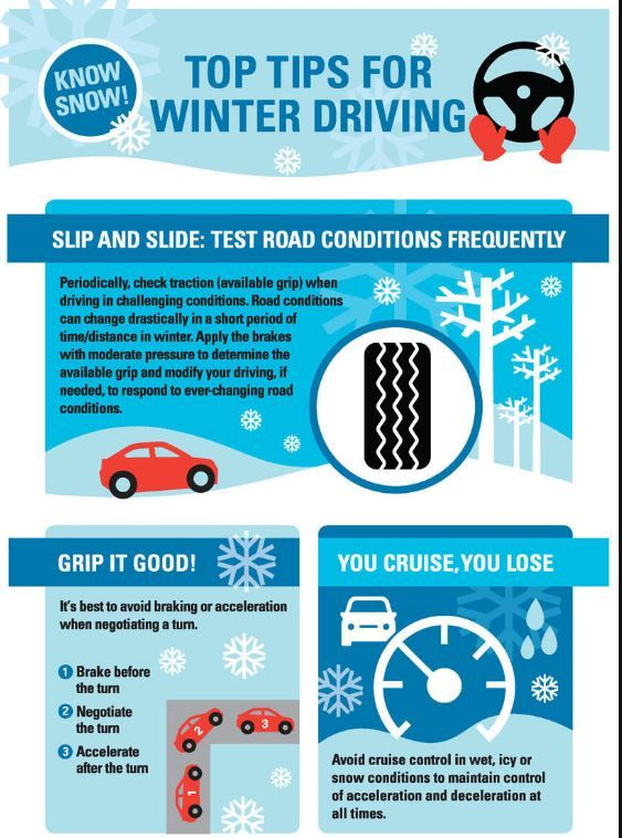 Safe Driving In The Winter Weather Bomb Winter Driving Winter