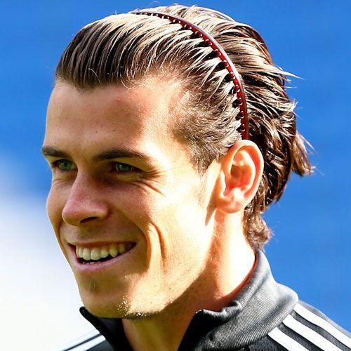 Der Gareth Bale Haarschnitt Gareth Haarschnitt Gareth Bale Hairstyle Gareth Bale Hair Gareth Bale