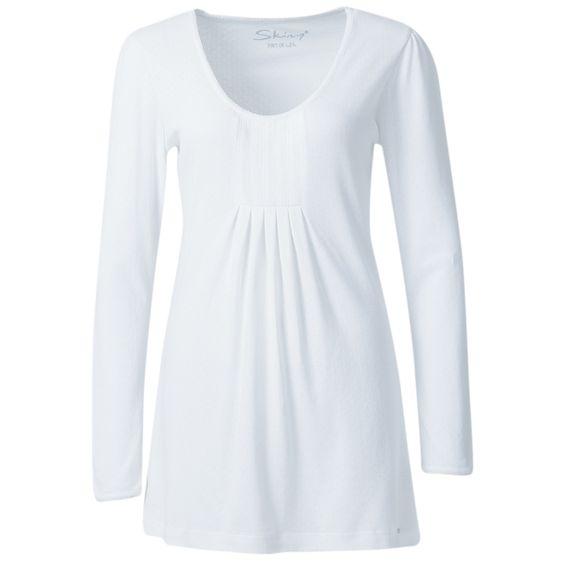 Skiny Paradise M Sleep Long Shirt