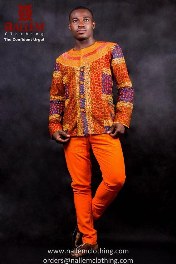 African Fashion Men 39 S Fashion African Men Shirts