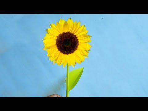 520 Gambar Kolase Bunga Matahari Dari Kertas Origami Gratis Kolase Gambar Bunga