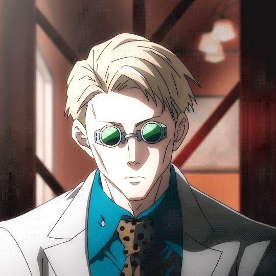 Kento Nanami In 2021 Jujutsu Nanami Cute Anime Guys