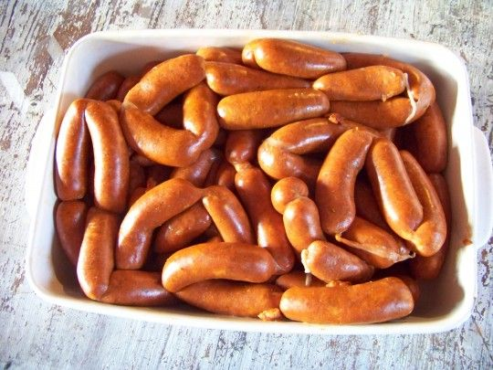 Recette de Choricitos petits chorizos maison