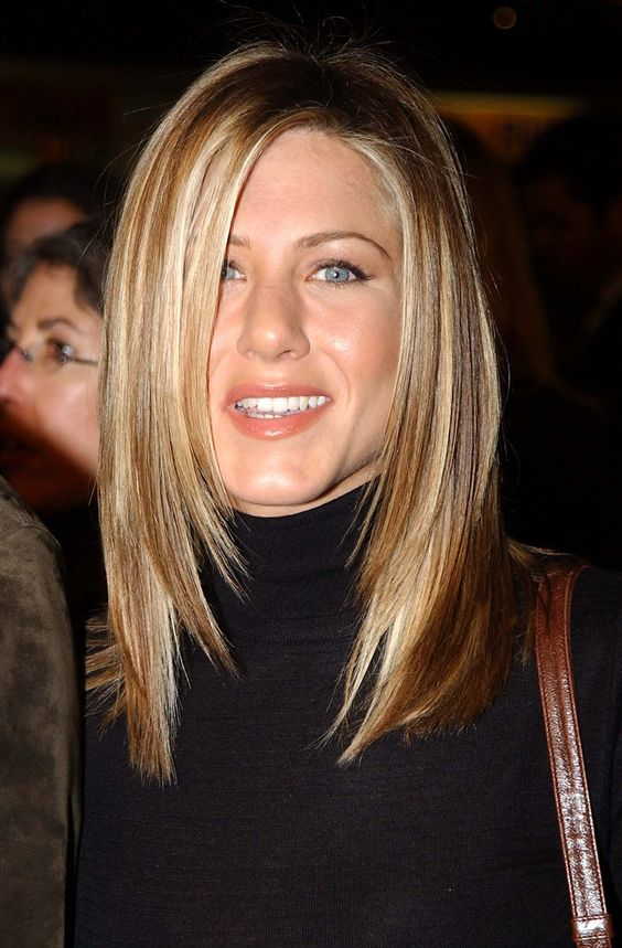 The Rachel Jennifer Aniston S Hair Transformation