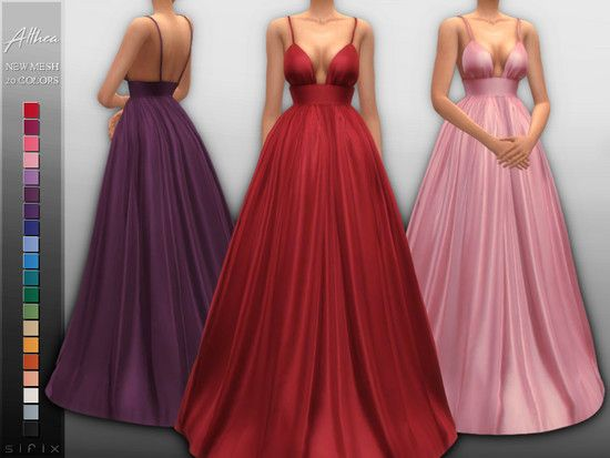 46++ Sims 4 prom dress information