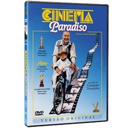DVD Cinema Paradiso - Versao Cinema