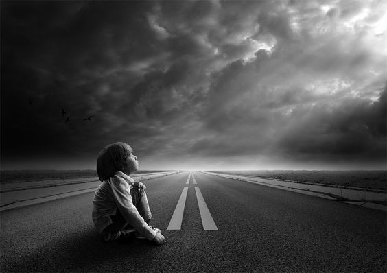 The Road Ahead by Adrian Sommeling on 500px