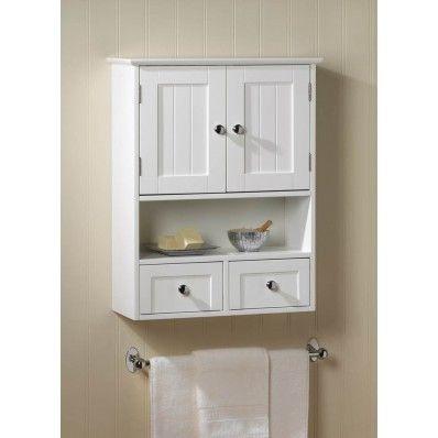 Interesting bathroom cabinet