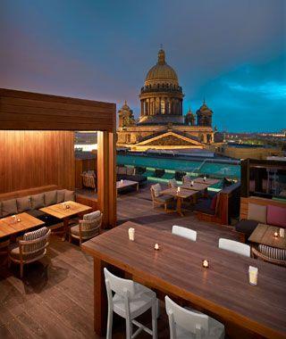 W St. Petersburg, Russia