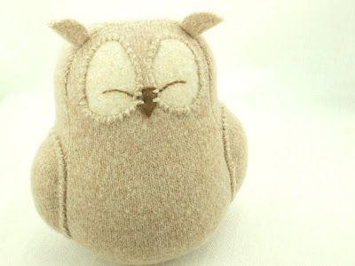 Nestlé e Soar - Elegante Fiber Eco-Chic Art per la tua casa: Top Ten martedì - 26 giugno 2012 - Gufi per tutti