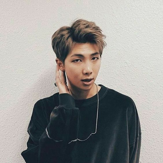 this is my excuse to show off namjoon