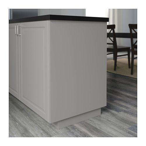 Bodbyn Cover Panel Grey 62x80 Cm Ikea Floor Design Grey Kitchen Walls White Cabinets Bodbyn