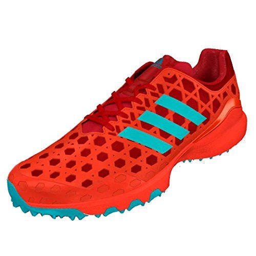 Adidas Adizero Hockey Shoes RedBlue UK