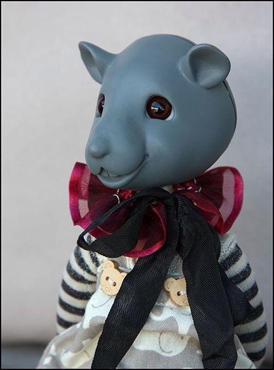 New Rattie YOSD by Liz Frost