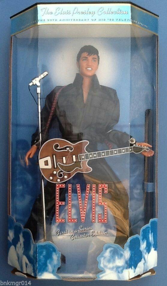 Elvis doll.