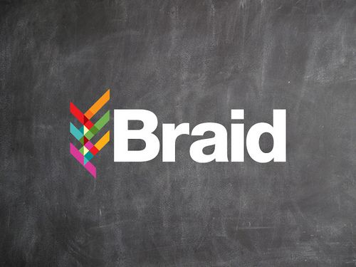Braid Logo / Braid Creative & Consulting
