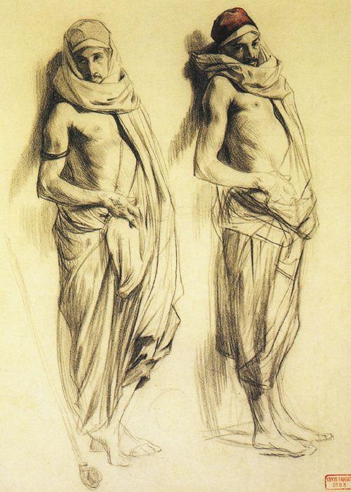 charles bargue figure ile ilgili görsel sonucu