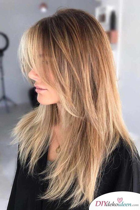 Die 30 Schonsten Frisuren Fur Lange Haare 30 Tolle Langhaarfrisuren In 2020 Haarschnitt Shag Haarschnitt Haarschnitt Ideen