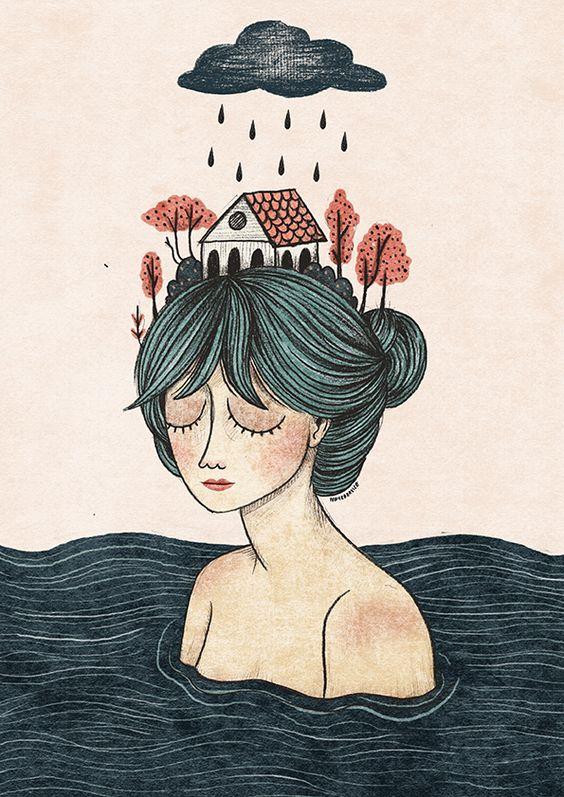 Ilustración – Doodles by Mayra Arvizo