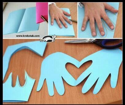 valentine craft for kid