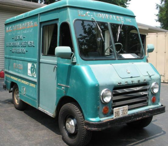 1964 international harvester ih metro step van for sale in elgin illinois united states. Black Bedroom Furniture Sets. Home Design Ideas