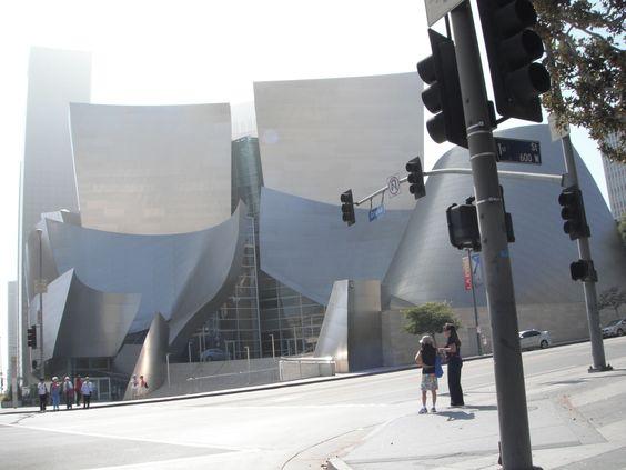 #Disney Hall, Los Angeles, CA  www.DrLoriV.com