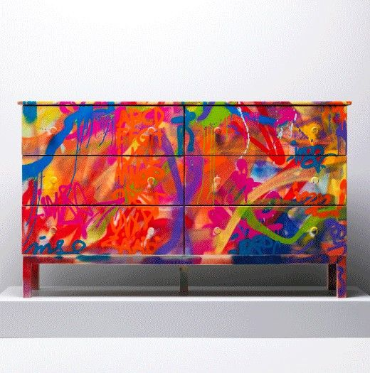 Awesome, paint your own dresser