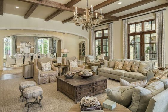 Malabar Artistic Furniture Artistic Pieces French Country Decorating Living Room French Country Living Room Country Living Room Design