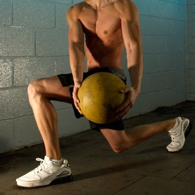 A workout plan that offers a smart way to do two workouts in one day.