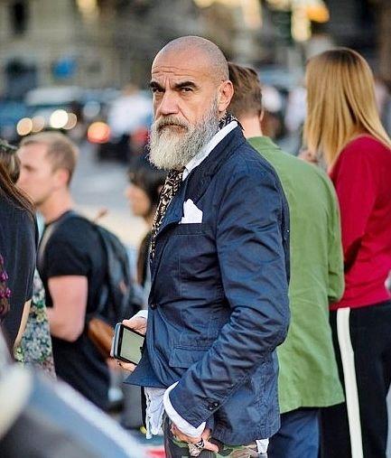 Pin By Juan Varela On Beards Bald Men With Beards Bald With Beard Beard Styles For Older Men