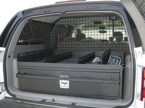 Tahoe, Interceptor Utility Explorer, SUV Universal Storage ...