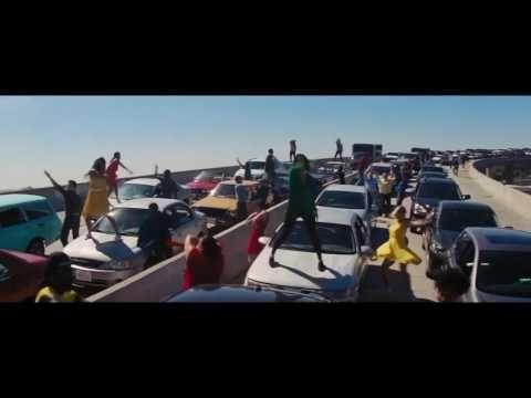 La La Land Traffic Dance Scene Another Day Of Sun Youtube La La Land