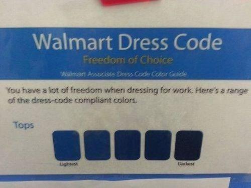 Satire essay about dress code
