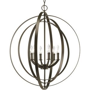 1STOPlightingPRO.com | Equinox - Six Light Foyer