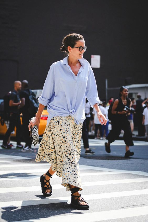 Image of #NYFW:實用街拍特集!紐約的時尚達人原來也在追捧簡約風!