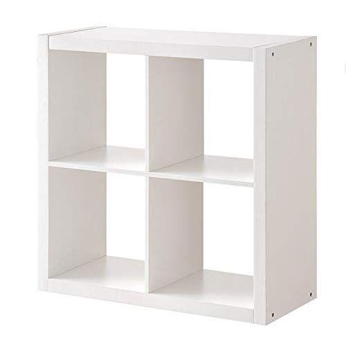 Jcnfa Shelves Multi Book Cabinet Floor Standing Bookshelf Simple