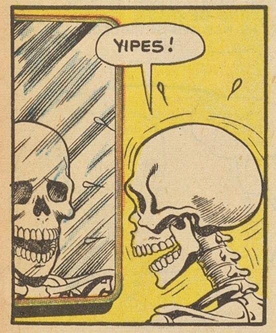 Autumnsredglaze Yipes Pop Art Comic Vintage Comics Retro Comic
