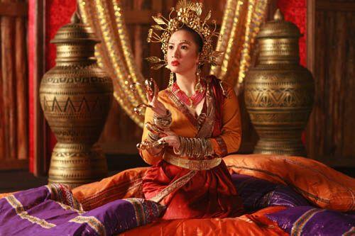 Visayan princess