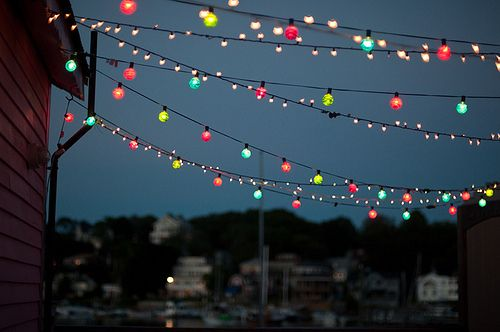 Colored Lights Fun! | Backyard Bliss | Pinterest | Patios, Lights And Patio  Lighting