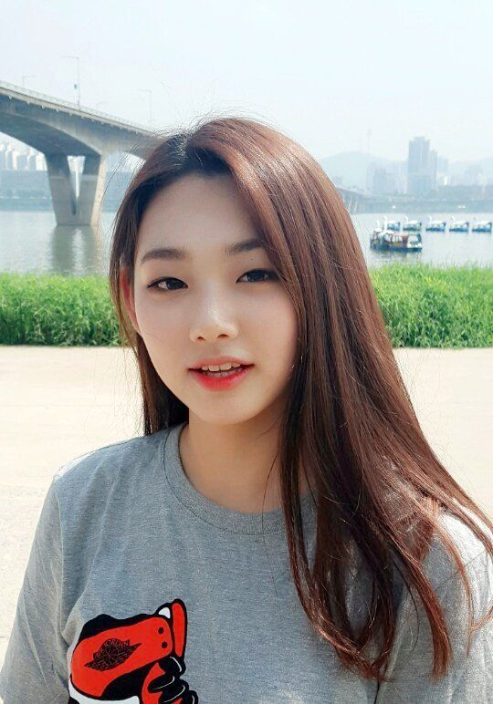 Fypd101 Kang Mina Girls With Dimples Pretty People Beauty