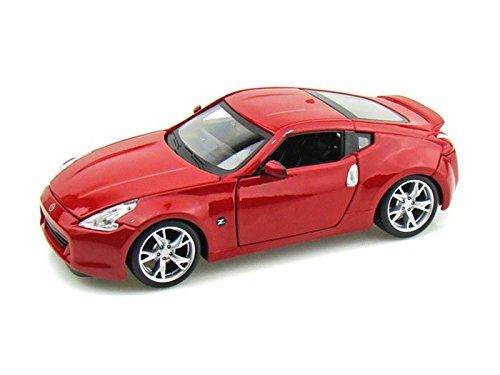 Maisto Special Edition - Nissan 370Z Model Car 1:24 - Red (31200)  Manufacturer: Maisto Enarxis Code: 018060 #toys #Maisto #miniature #cars #Nissan