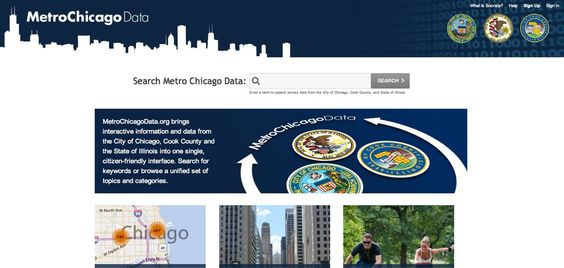 Smart Chicago and Cook County Join Forces to Make Open Data More - cook county correctional officer sample resume