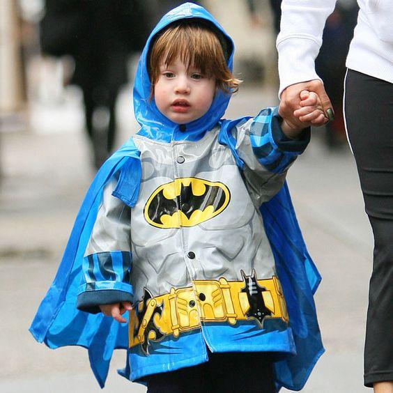 Batman Raincoat   Lil Kid Swag