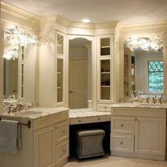 bathroom by Sharon McCormick