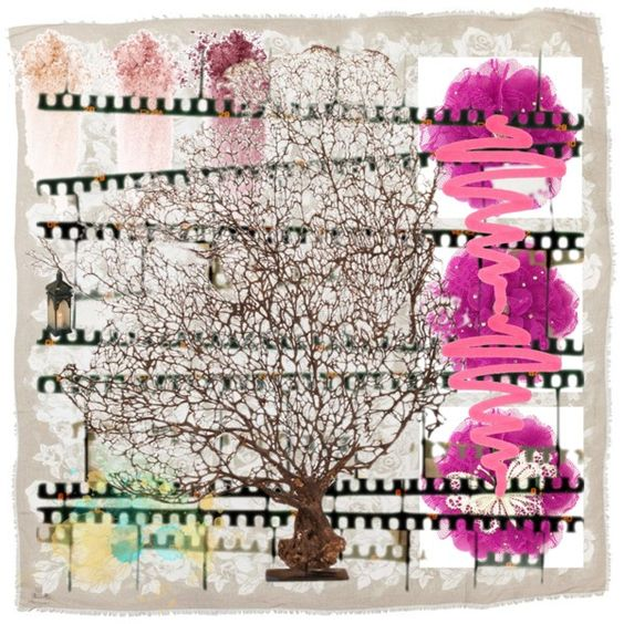 Arboreal Dreams, created by merimagic on Polyvore