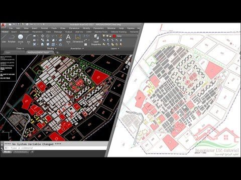 طريقة تحويل مخطط اتوكاد الى صورة عالية الدقة Convert Autocad Plan To High Resolution Image Youtube Autocad Autocad Tutorial Building Information Modeling