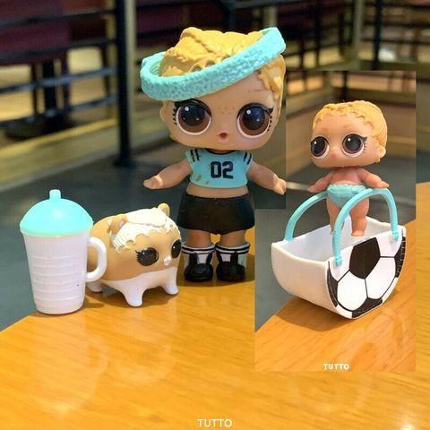 Kicks Doll Series 2 Gift Big Sister /& Lil Lol Surprise Lil Sisters L.O.L